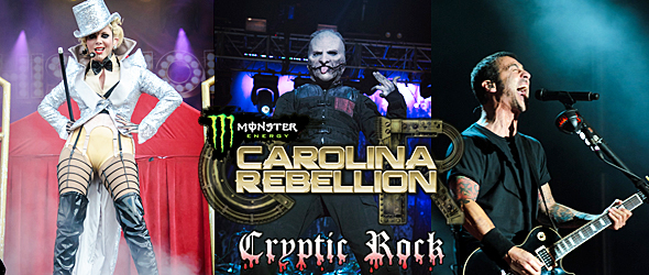 carolina day 2 slide - Carolina Rebellion Day Two: Daring and Determined 5-3-15