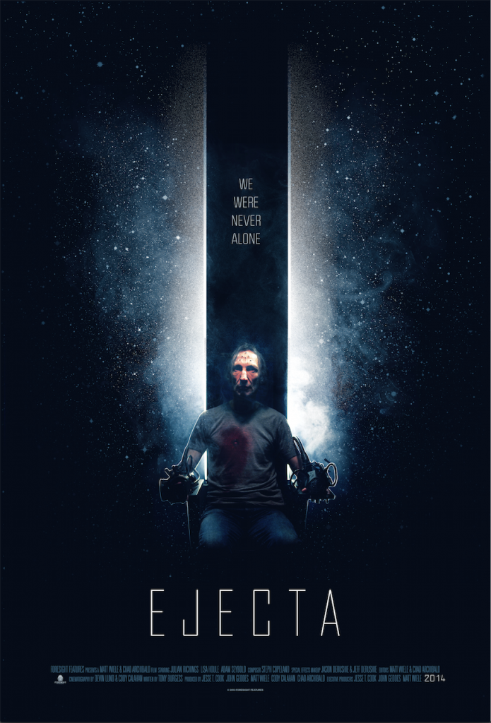 ejecta poster 695x1024 - Interview - Director Chad Archibald