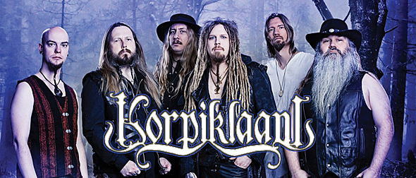 korp slide - Interview - Jarkko Aaltonen of Korpiklaani
