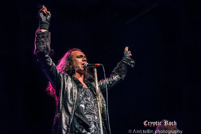 moonspell 2015 - Interview - Fernando Ribeiro of Moonspell Talks Extinct