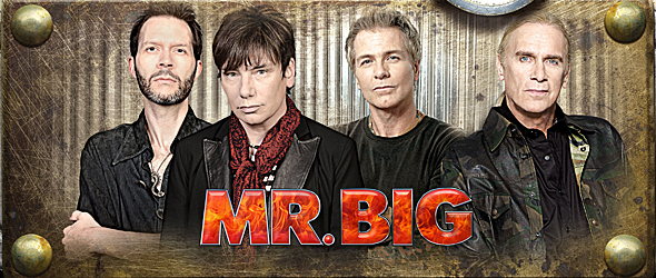 mr big promo - Interview - Pat Torpey of Mr. Big