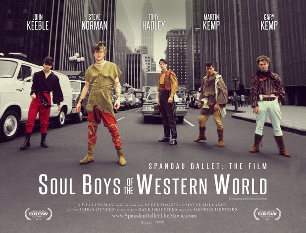 music soulboys of the western world 1 - Interview - Martin Kemp of Spandau Ballet