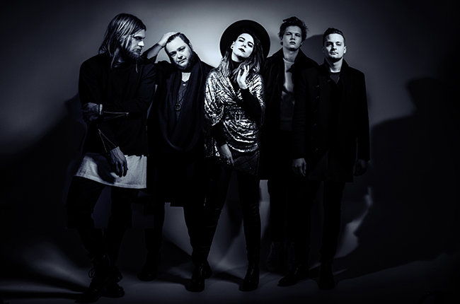 of monsters and men press 2015 billboard 650 - Of Monsters and Men - Beneath the Skin (Album Review)