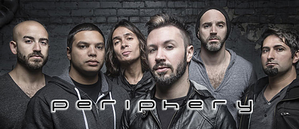 periphery slide - Interview - Jake Bowen of Periphery