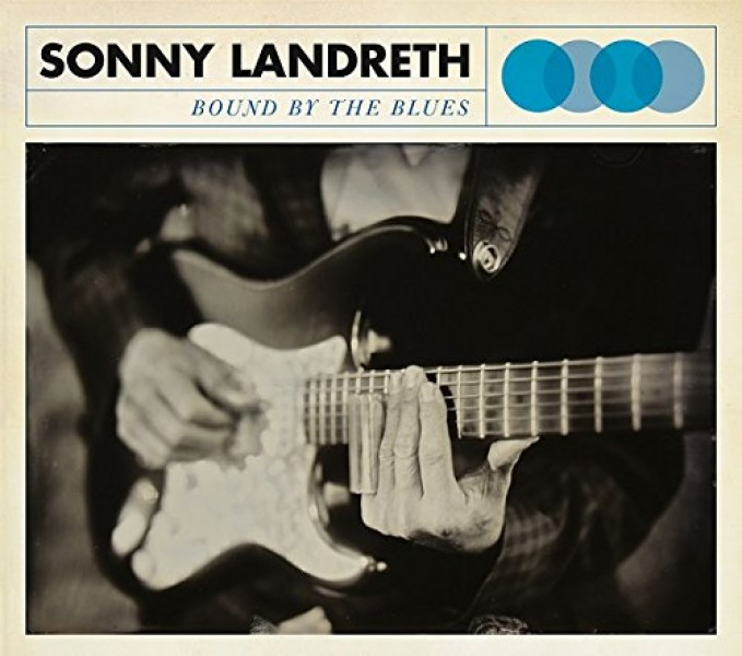 prd74662 720x600 - Sonny Landreth – Bound By the Blues (Album Review)