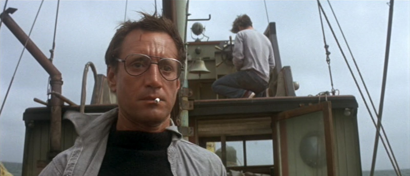 roy scheider jaws - Jaws terrorizing the water 40 Years Later