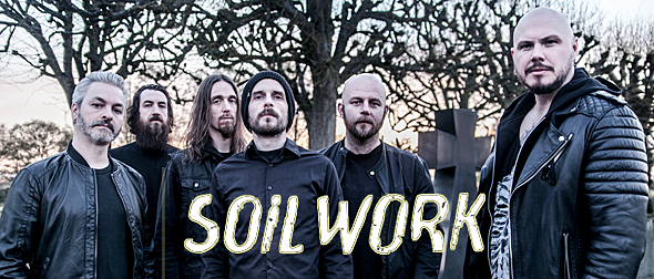 soilwork slide - Interview - Dirk Verbeuren of Soilwork