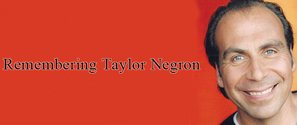 taylor slide - Remembering Taylor Negron - A Man of Many Talents
