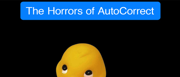 the horrors of autocorrect poster edited 1 - The Horrors of Autocorrect (Movie Review)