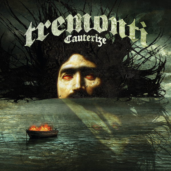 tremonti album cover - Tremonti - Cauterize (Album Review)