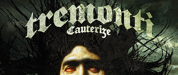 tremonti album cover1 - Tremonti - Cauterize (Album Review)