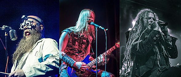 troll ensif korp slide - Ensiferum, Korpiklaani, & TrollfesT invade New York City 5-29-15