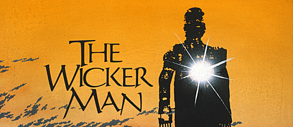wicker man slide - The Wicker Man mesmerizing 40 years later