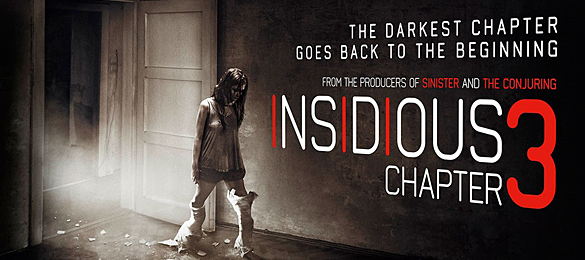 3 tv spots and poster for insidious chapter 3 - Insidious: Chapter 3 (Movie Review)