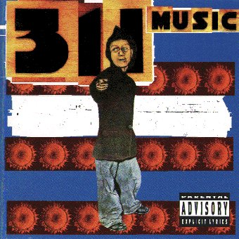 311   Music album cover - Interview - P-Nut of 311