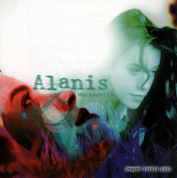 81UsU658UVL. SL1425  - Alanis Morissette's Jagged Little Pill 20 Years Later