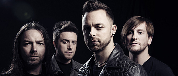 """BFMV 160415 432 PUB - Bullet For My Valentine unleash new track """"Army of Noise"""""""
