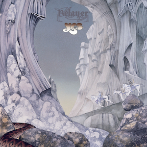 Relayer front cover - Remembering Chris Squire of YES - Bass Innovator & Legend