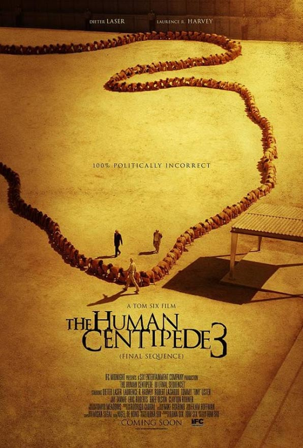 human centipede iii - The Human Centipede 3 (Final Sequence) (Movie Review)