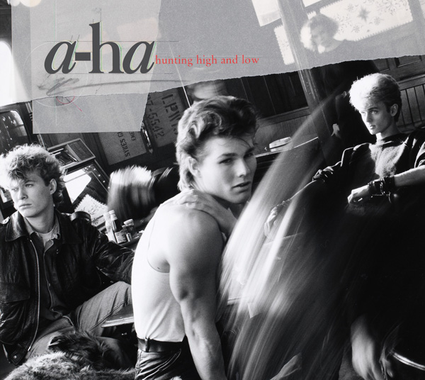 huntinghighandlow - A-ha's Hunting High and Low turns 30