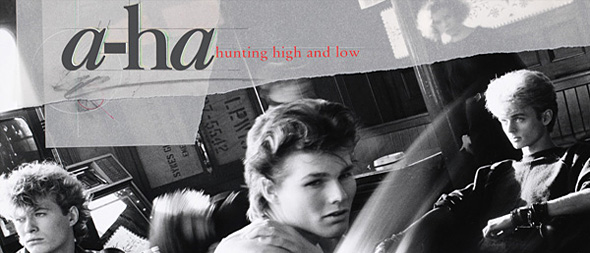 huntinghighandlow1 - A-ha's Hunting High and Low turns 30