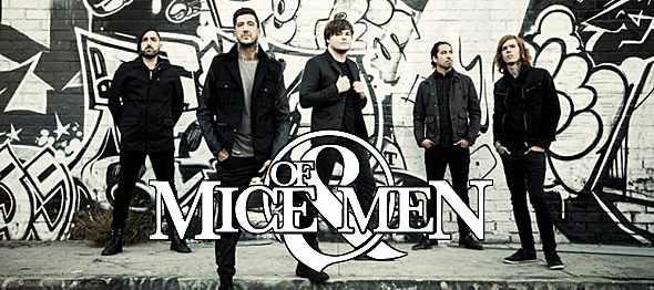of mice and men slide - Interview - Valentino Arteaga from Of Mice & Men