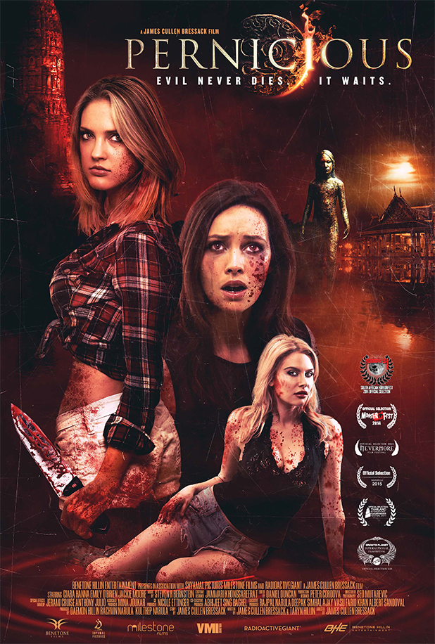 pernicious poster - Interview - Emily O'Brien