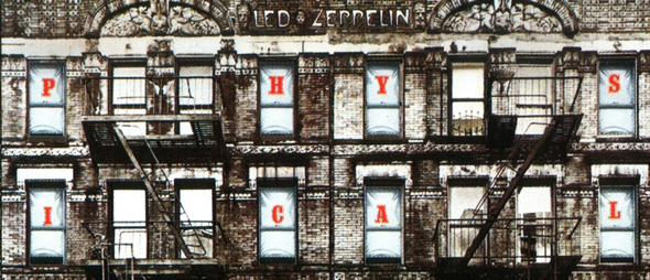 physicalgraffiti1 - Led Zeppelin's Physical Graffiti - An Epic Achievement 4 Decades Later
