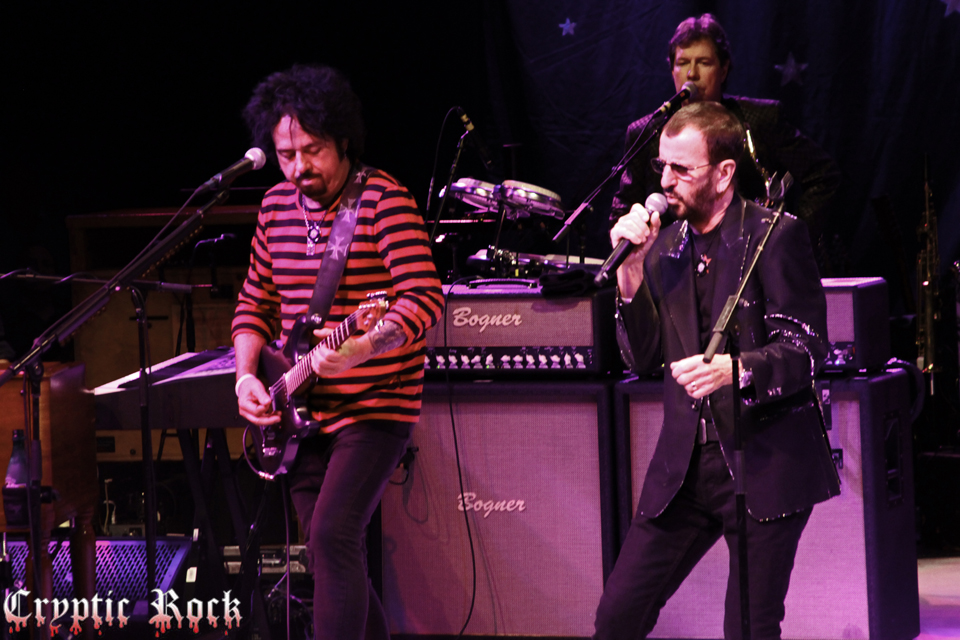 ringo starr 442web - Interview - Steve Lukather of Toto