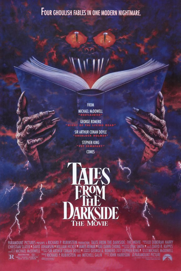 tales poster2 - Tales from the Darkside: The Movie A Masterpiece 25 Years Later