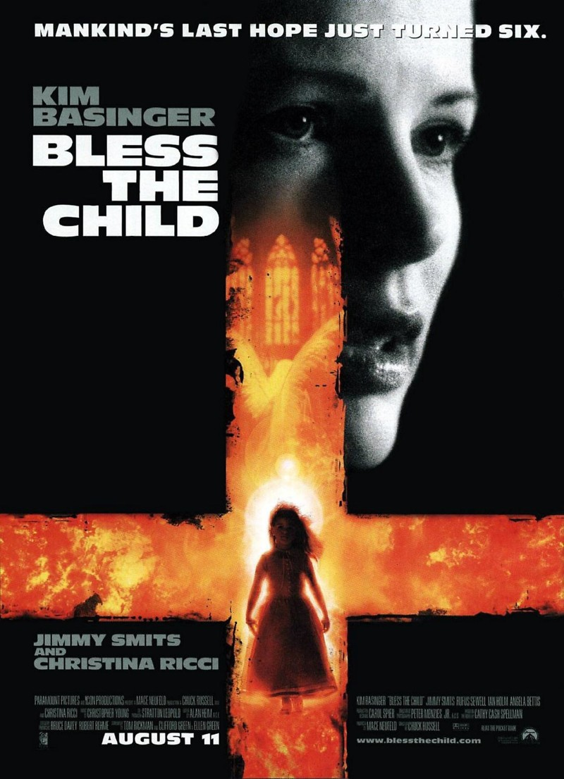Bless the Child 2000 movie poster - Bless the Child 15 Years Later