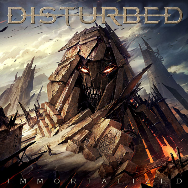 Disturbed Immortalized - Disturbed - Immortalized (Album Review)