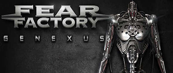 Fear Factory Genexus promo photo FF Facebook - Fear Factory - Genexus (Album Review)
