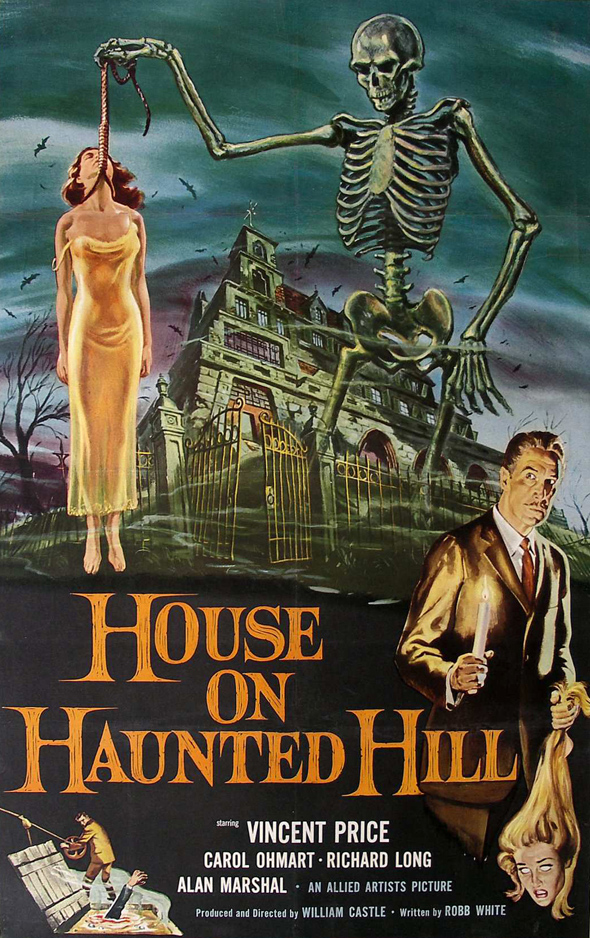 House on Haunted Hill - The Anatomy of a Remake: House on Haunted Hill