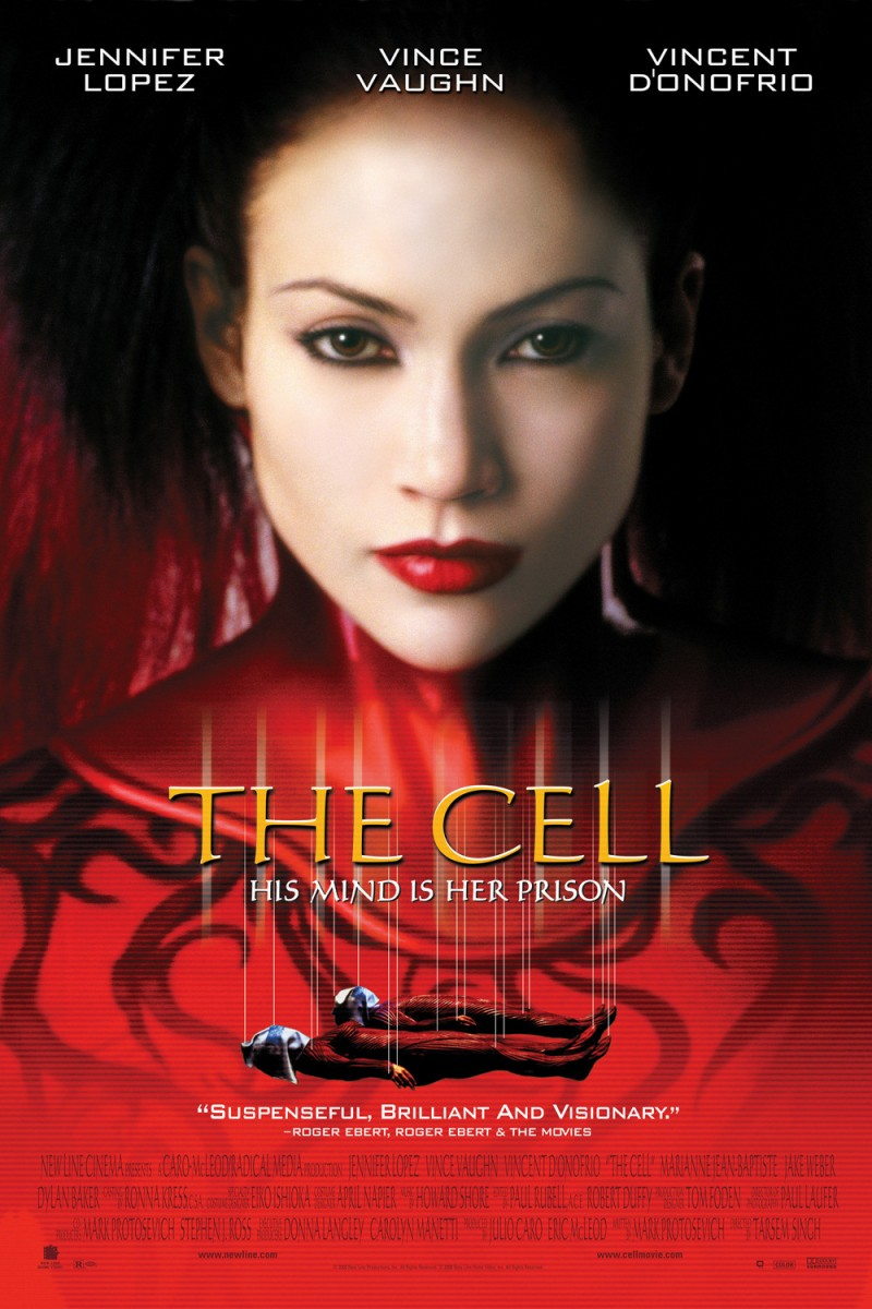 The Cell - The Cell mesmerizing 15 Years Later
