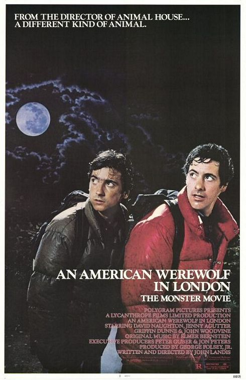 american werewolf in london - This Week in Horror Movie History - An American Werewolf in London (1981)