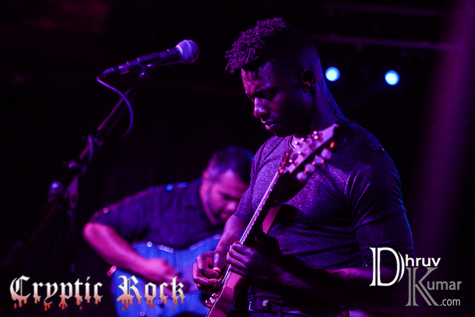 animals as leaders 8 - Between the Buried and Me Take Over Sundance Saloon Waukegan, IL 7-30-15 w/ Animals As Leaders & The Contortionist