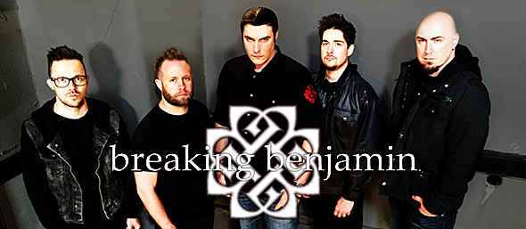 breaking benjamin slide - Interview - Benjamin Burnley of Breaking Benjamin