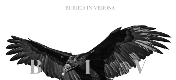 buried edited 1 - Buried In Verona - Vultures Above, Lions Below (Album Review)
