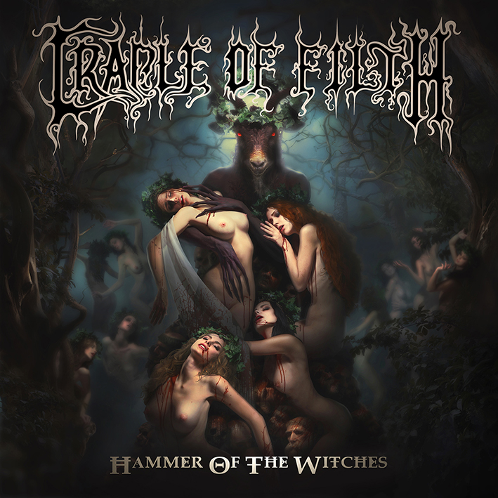 cradle of filth hammer of the witches - Interview - Dani Filth of Cradle of Filth & Devilment