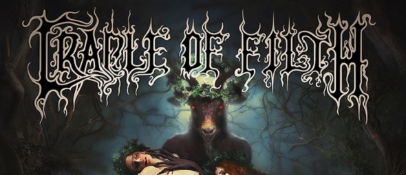 cradle of filth hammer of the witches1 - Cradle of Filth - Hammer of the Witches (Album Review)
