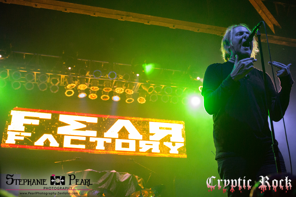 fearfactory theparamount stephpearl 120313 4 - Interview - Burton C. Bell of Fear Factory