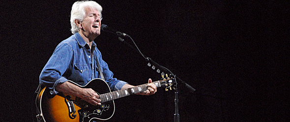 graham nash slide - Graham Nash's Enchanting Evening at The Paramount Huntington, NY 8-12-15