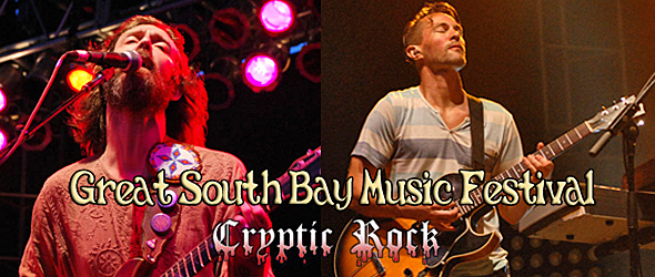 great south bay day 3 slide - Lotus & Chris Robinson Brotherhood Rock The Great South Bay Music Festival Patchogue, NY 7-18-15