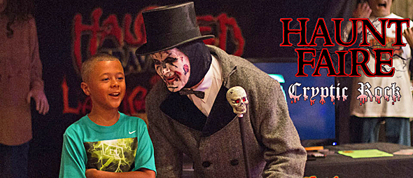 haunte faire slide - Haunt Faire Unchained on Long Island, NY 8-1-15 to 8-2-15