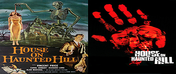 house on haunted slide - The Anatomy of a Remake: House on Haunted Hill