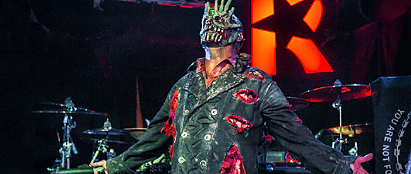 mushroom slide - Mushroomhead Take Over Revolution in Amityville, NY 8-18-15 w/ Scare Don't Fear & Unsaid Fate