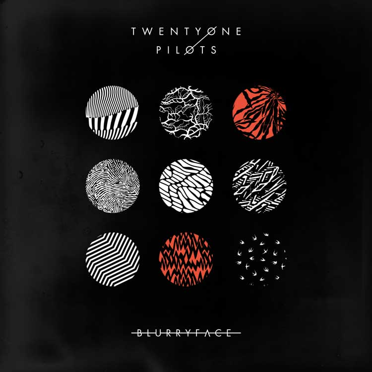 twenty one pilots blurryface - CrypticRock Presents: The Best Albums of 2015