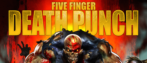 FFDP Got Your Six Album Cover1 - Five Finger Death Punch - Got Your Six (Album Review)
