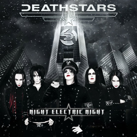 Night Electric Night - Interview - Whiplasher Bernadotte of Deathstars
